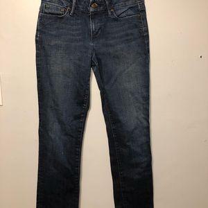 Joe's jeans size 28 cigarette skinny jeans